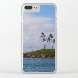 Kapalua Bay Clear iPhone Case