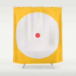 Awake Study 1 Shower Curtain