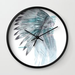 Indian Wall Clock