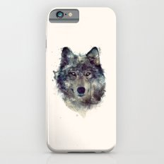 Wolf // Persevere  iPhone 6 Slim Case