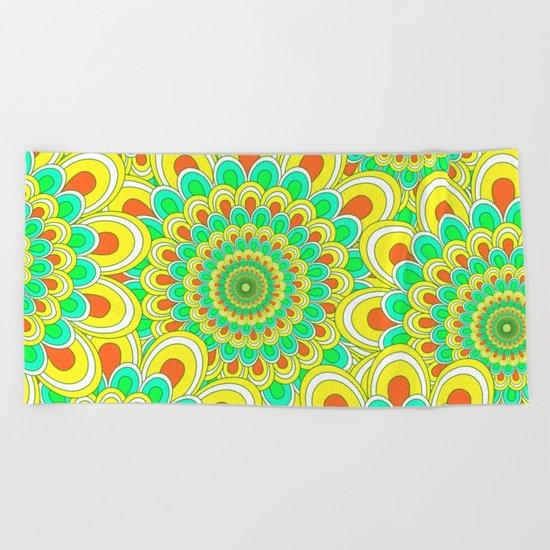 Pattern 54 Beach Towel