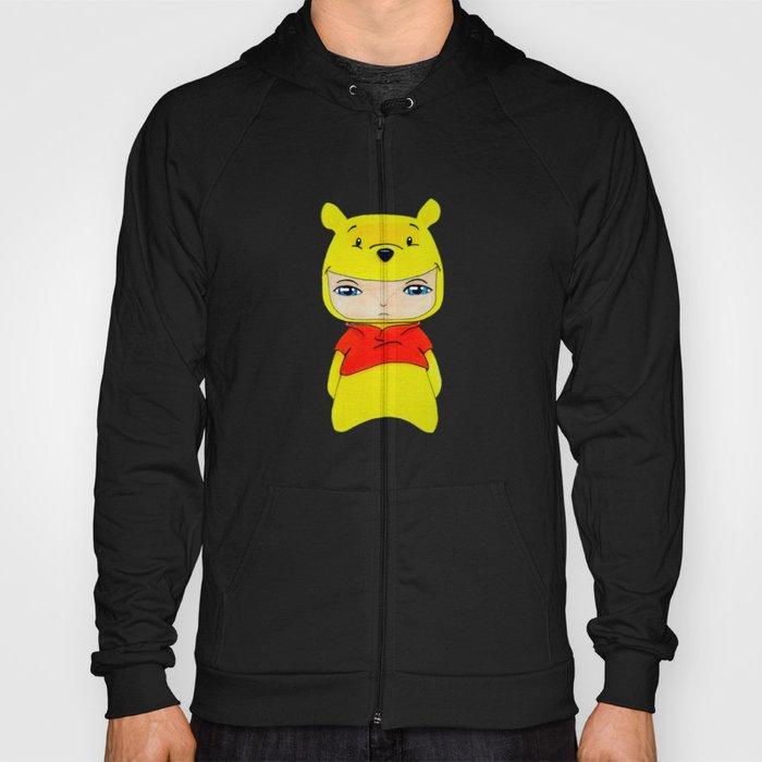 A Boy - Winnie-the-Pooh Hoody