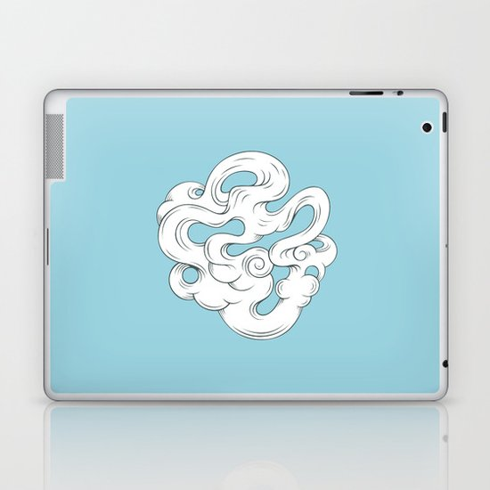 Cirrus///2 Laptop & iPad Skin