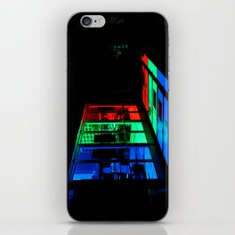pick a door iPhone Skin