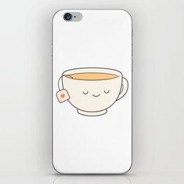 Teacup iPhone Skin