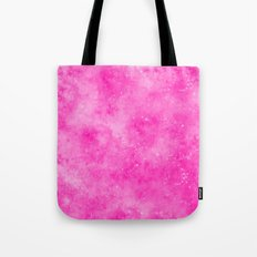 Galaxy Pink Tote Bag