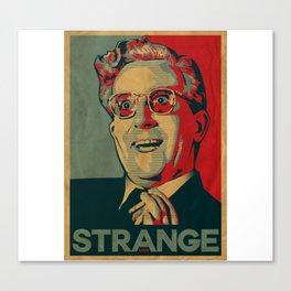 Stangelove Canvas Print