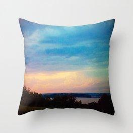 Casco Bay Throw Pillow
