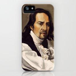 Alexander Hamilton iPhone Case