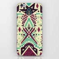 tribal iPhone & iPod Skins featuring Tribal by Kakel