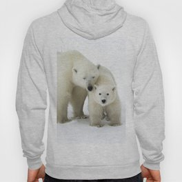 Mother and Cub Hoody