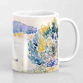 """Henri-Edmond Cross """"Cap Nègre"""" Coffee Mug"""