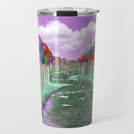 Lollipop Lane Travel Mug