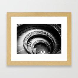 Roma - Spiral Framed Art Print