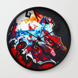 BRAVA 3 Wall Clock