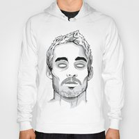 marc johns Hoodies featuring Daniel Johns by cjay