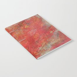 Written on Torn Pages Notebook