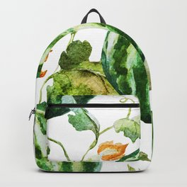 Melon Pattern 06 Backpack