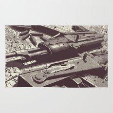 AK 47 Classic Rug