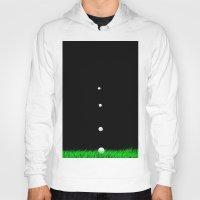 golf Hoodies featuring golf by Francesco Mestria