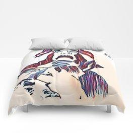 Los Caprichos ~ 63 ~ Look How Solemn Comforters