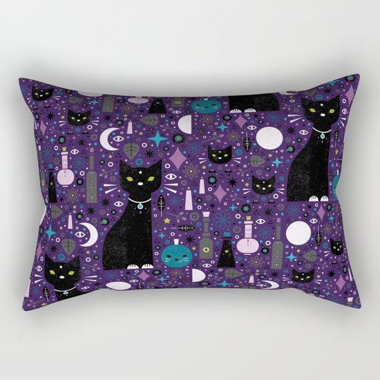 Halloween Kittens  Rectangular Pillow