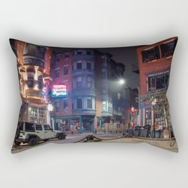 North Square Oyster 1 Rectangular Pillow