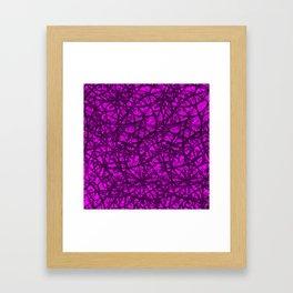 Grunge Art Abstract G55 Framed Art Print