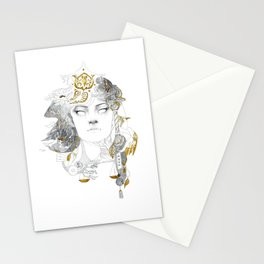 Korra II Stationery Cards