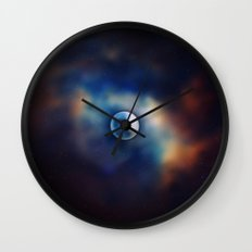 All great and precious things are lonely. Wall Clock