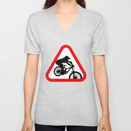 Good Downhill Tshirt Unisex V-Neck