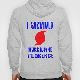 I Survived Hurricane Florence Hoody