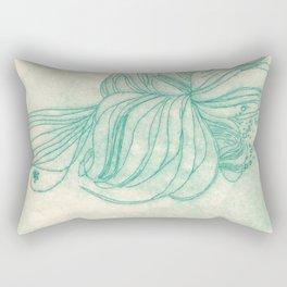 Ocean Plant Rectangular Pillow