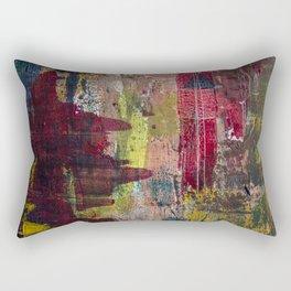 Abstract art Rectangular Pillow