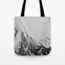 Harmony Sketch 7 Tote Bag