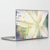 lily Laptop & iPad Skins featuring Lily by Deepti Munshaw