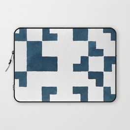 Blue tiles Laptop Sleeve
