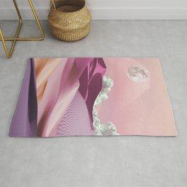 Pink Girls and Silk Sheets Rug