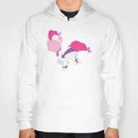 fili Hoodies featuring My Little Pony - Minimal Pinkie Pie as Fili-Second by John Takacs
