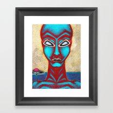 ROSEWELL Framed Art Print