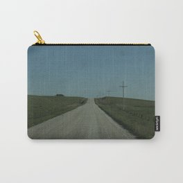 A Lonely Road Carry-All Pouch