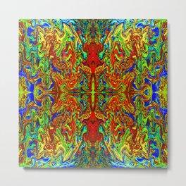4 Square-308 Metal Print