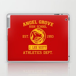 Angel Grove Laptop & iPad Skin