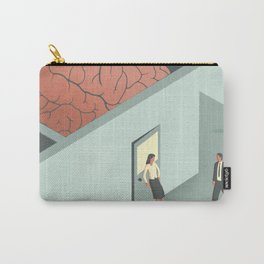Brain Room Carry-All Pouch