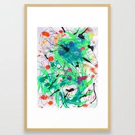 Sketchbook 41 Framed Art Print