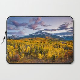 Chasing The Gold Laptop Sleeve