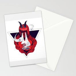 Lucifer Larmer Stationery Cards