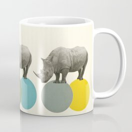 Rambling Rhinos Coffee Mug