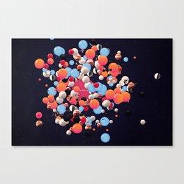 Motion Canvas Print