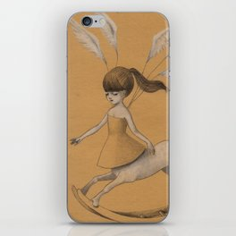 Innocence iPhone Skin